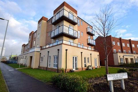 2 bedroom apartment for sale - Nicholas Charles Crescent, Aylesbury