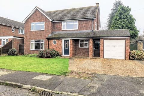 4 bedroom detached house for sale - Campion Close, Aylesbury