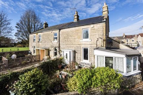 2 bedroom end of terrace house for sale - Entry Hill, Combe Down, Bath