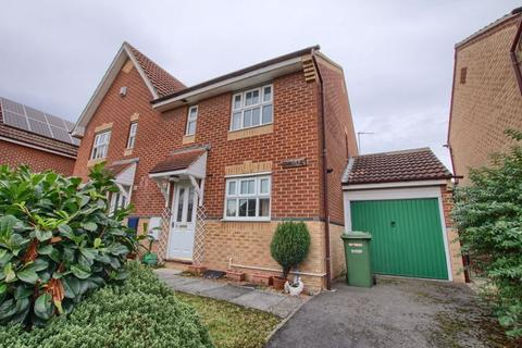 3 bedroom semi-detached house for sale - Broomlee Close, Ingleby Barwick