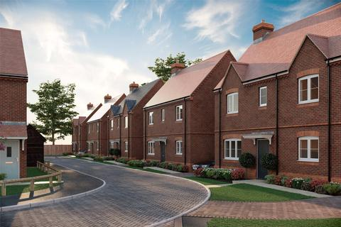 2 bedroom end of terrace house for sale - Deanfield Place, Cholsey, Oxfordshire, OX10