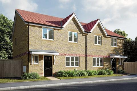 4 bedroom semi-detached house for sale - Plot 98, The Mylne at Berengrave Gardens, Berengrave Lane, Rainham, Kent ME8
