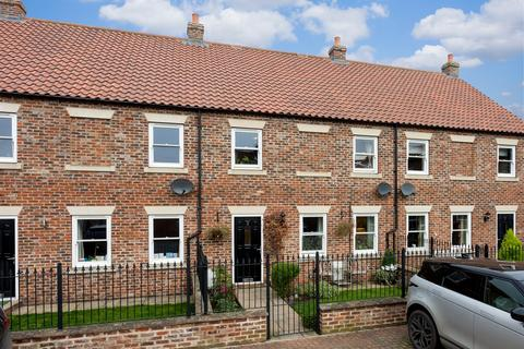 3 bedroom terraced house for sale - Brandsby Court, Gate Helmsley, York, YO41