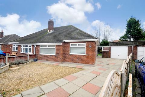 2 bedroom semi-detached bungalow for sale - Barnes Avenue, Fearnhead, Warrington, WA2
