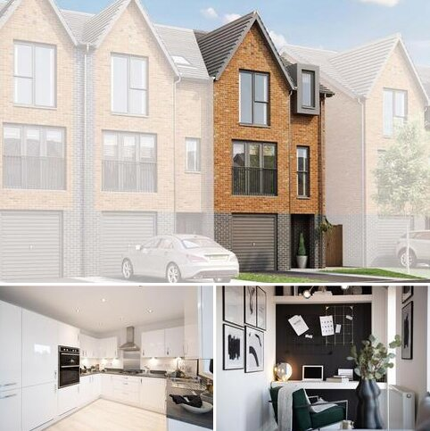 4 bedroom semi-detached house for sale - Plot 72, The Islington at Waters Edge, Edge Lane, Droylsden, Greater Manchester M43