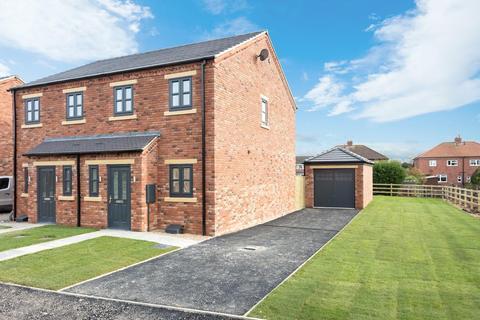 2 bedroom semi-detached house for sale - Oakwood Park, Pollington, Goole