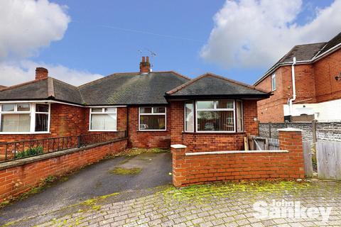 1 bedroom semi-detached bungalow for sale - Villiers Road, Mansfield