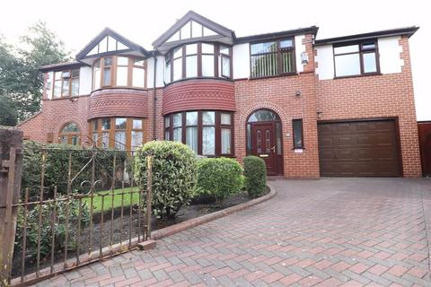 4 bedroom semi-detached house for sale - Henley Avenue, Firswood, Trafford, M16