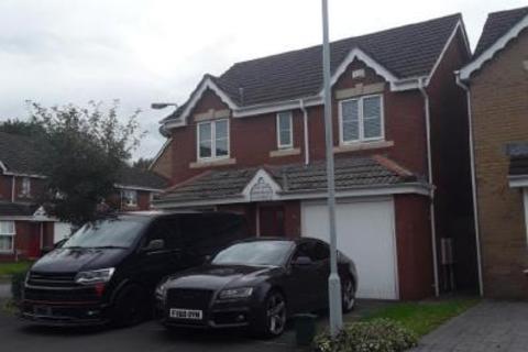 4 bedroom detached house for sale - Llys Ael Y Bryn, Birchgrove, Swansea