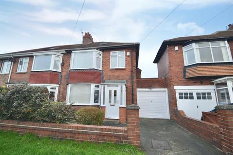 3 bedroom semi-detached house - Earsdon Road, West Monkseaton