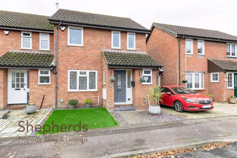 3 bedroom end of terrace house - Hollyfields, Broxbourne, Hertfordshire