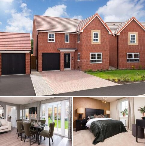 4 bedroom detached house for sale - Plot 31, Hale at Dane View, Shipbrook Road, Rudheath, NORTHWICH CW9