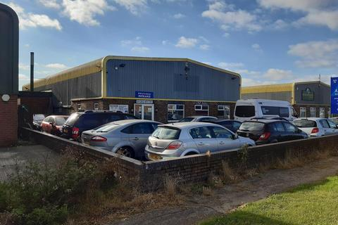 Industrial unit for sale - Unit 61 P & P Auto Repairs, Carnaby Industrial Estate, Lancaster Road, Carnaby, Bridlington, East Riding Of...