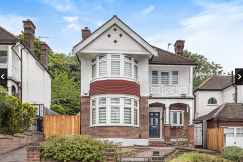 4 bedroom detached house to rent - Old Park Ridings, London