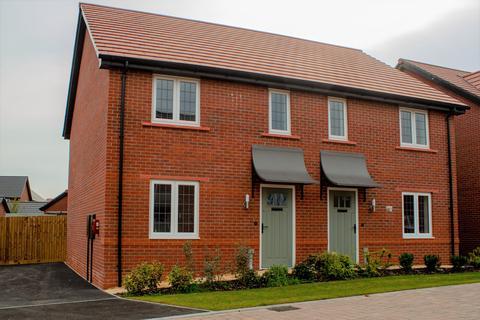 3 bedroom semi-detached house - Plot 78, Sorley at Wistaston Brook, Church Lane, Wistaston CW2