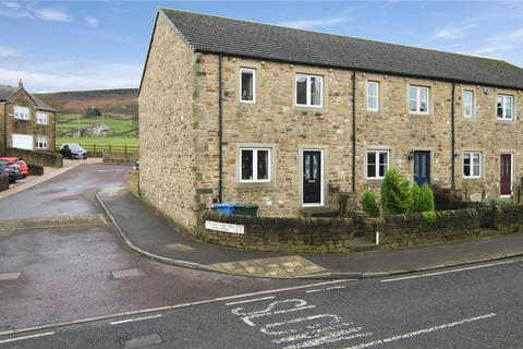 3 bedroom end of terrace house for sale - The Old Saw Mill, Cowling, BD22