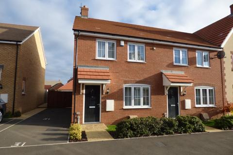 3 bedroom end of terrace house to rent - Culverhouse Road, , Swindon, SN1 2PE