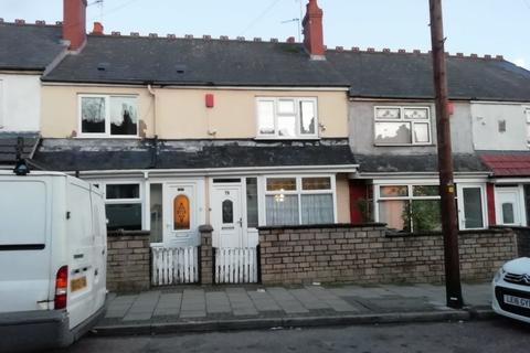 3 bedroom terraced house for sale - Babington Road, Handsworth, 3 Bedroom Terrace