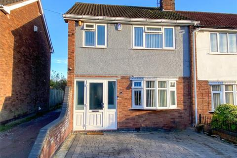 3 bedroom end of terrace house - Kentmere Close, Coventry, CV2