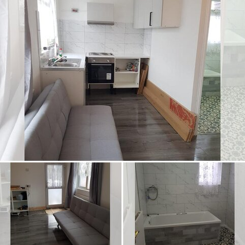 1 bedroom flat to rent - NEWLY REFURB 1 BED FLAT ALL BILLS IN . AVAILABLE NOW