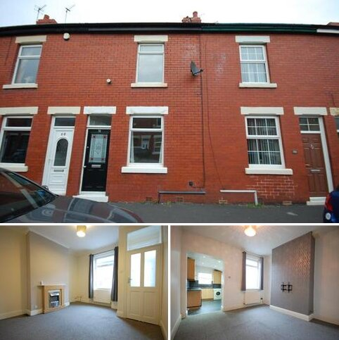 2 bedroom terraced house to rent - Drummond Avenue, Blackpool FY3