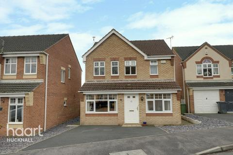 3 bedroom detached house for sale - Rangewood Road, ALFRETON