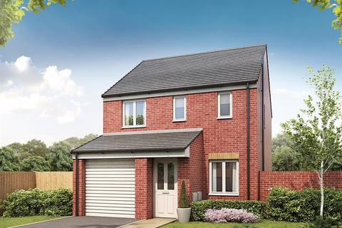 3 bedroom semi-detached house for sale - Plot 162, The Rufford at Lime Tree Court, Mansfield Road DE21