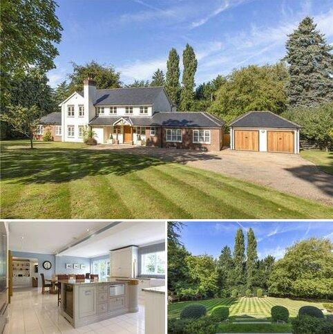 4 bedroom detached house for sale - Hilgarth, Church Lane, Worplesdon, Guildford, Surrey, GU3