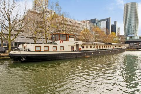 6 bedroom houseboat for sale - Thames Quay, Canary Wharf, E14