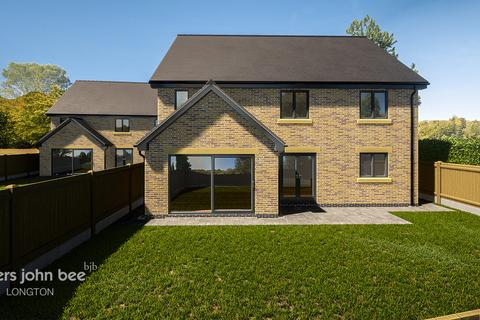4 bedroom detached house for sale - Aynsleys Drive, Staffordshire