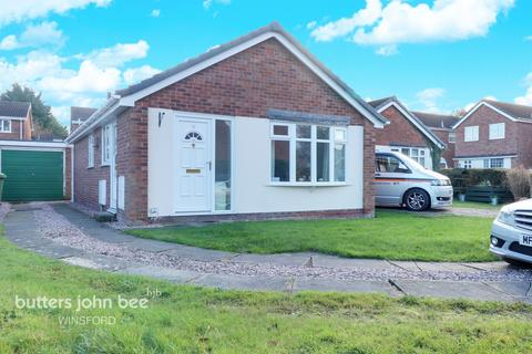 2 bedroom detached bungalow for sale - Gleneagles Drive, Winsford