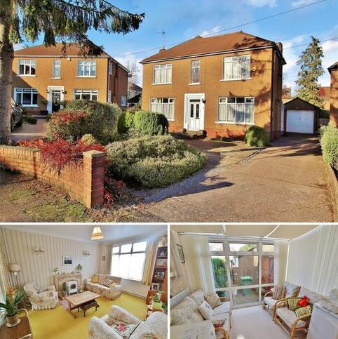 3 bedroom detached house for sale - Cunningham Close, Roath Park, Cardiff