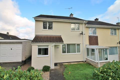 3 bedroom end of terrace house for sale - Lynher Drive, Saltash