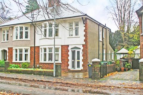 3 bedroom semi-detached house for sale - Insole Grove East, Llandaff