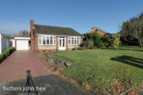 3 bedroom detached bungalow for sale - Poplar Lane, Cannock