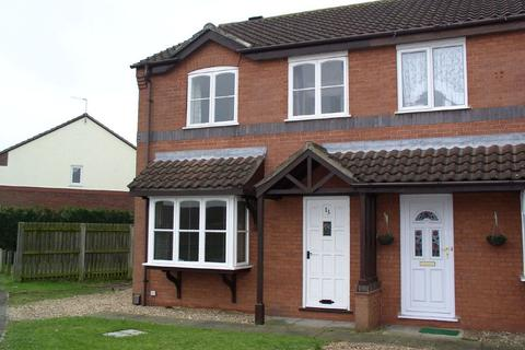 3 bedroom semi-detached house to rent - Ridgewell Close, Doddington Park