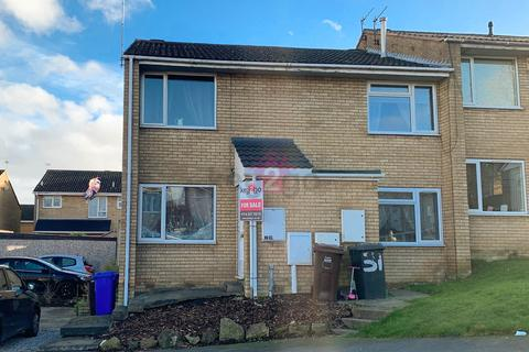 2 bedroom end of terrace house for sale - Meadowcroft Rise, Westfield, Sheffield, S20