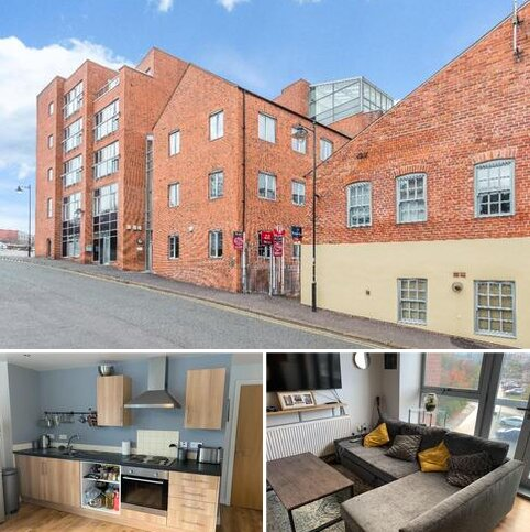 1 bedroom flat for sale - Furnace Hill, City Centre, Sheffield, S3 7AH