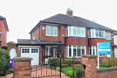 3 bedroom semi-detached house to rent - Booker Avenue, Liverpool