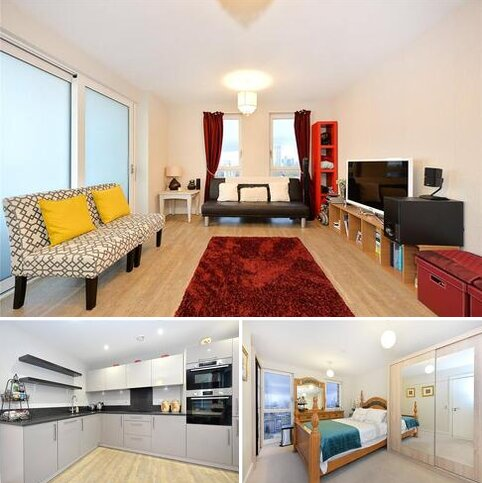 3 bedroom flat for sale - Ivy Point, 5 Hannaford Walk, Bow, London, E3