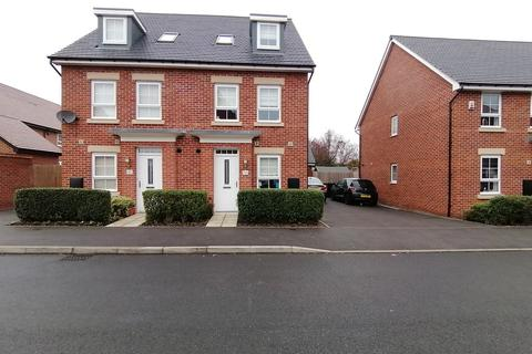 4 bedroom semi-detached house to rent - Elvaston Drive, Littleover, Derby