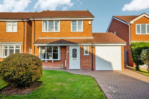 3 bedroom detached house for sale - Calder Drive, Walmley