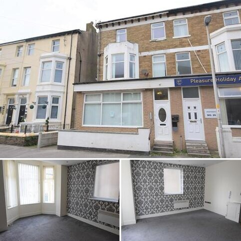1 bedroom flat to rent - Withnell Road, Blackpool