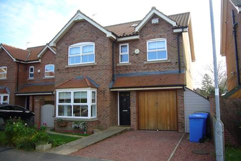 5 bedroom detached house for sale - Willow Croft, Hook, Nr Goole, DN14 5SN