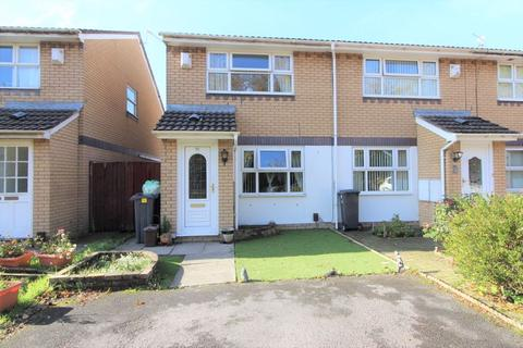 2 bedroom end of terrace house for sale - Powderham Drive Cardiff CF11 8ES