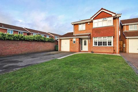 4 bedroom detached house for sale - Ullswater Road, Coppice Farm Willenhall