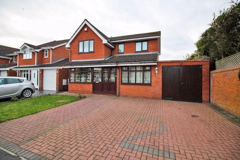 4 bedroom detached house for sale - Linnet Grove, Coppice Farm, Willenhall