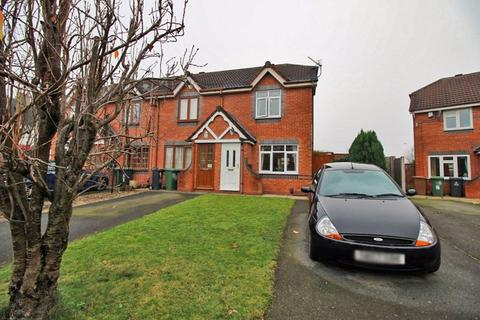 2 bedroom terraced house for sale - Wakes Close, Willenhall