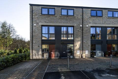 3 bedroom townhouse for sale - 3 Riverside Court, Ripponden, HX6 4BW