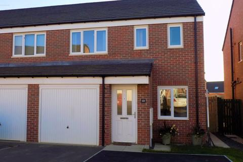 3 bedroom semi-detached house for sale - Shoreacres, Ashington